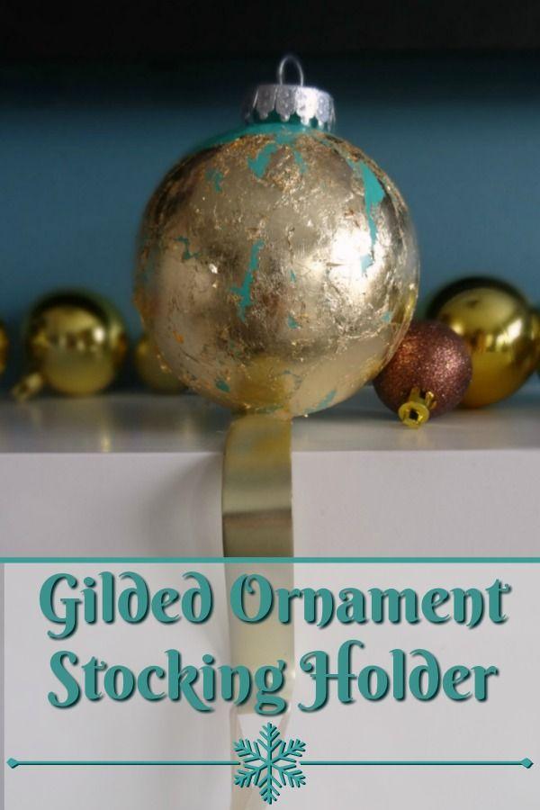 Beautiful, easy, DIY, Christmas! #christmas #christmasdecor #christmastime #christmasgifts #diy #diycrafts #diyproject #gold #andthenhome