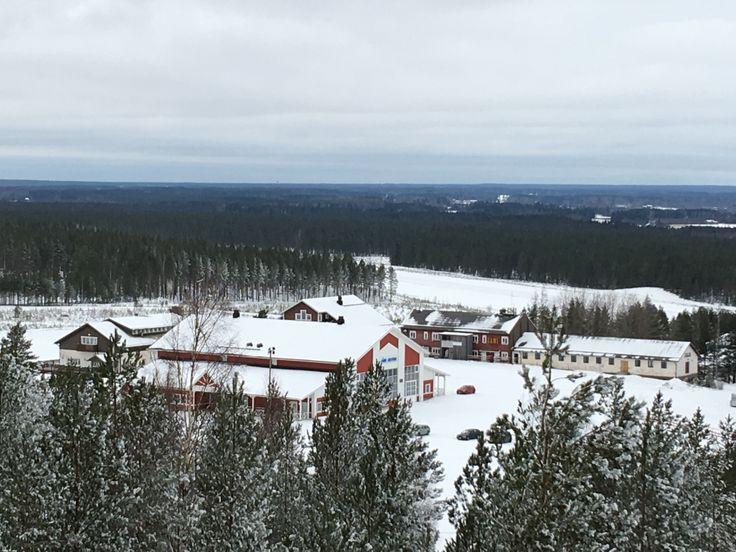 Jämi Areena in Jämijärvi. #jämi #jämijärvi #jämiareena