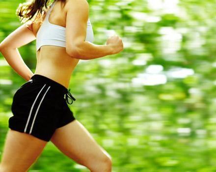 Amo #correre all'aria aperta :)
