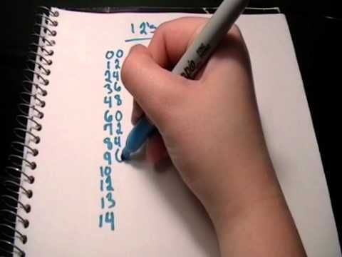 ▶ 12 Times Table Trick - YouTube ggb,.,hgfdefgbhnmngfdefghbnhgfdfgnm