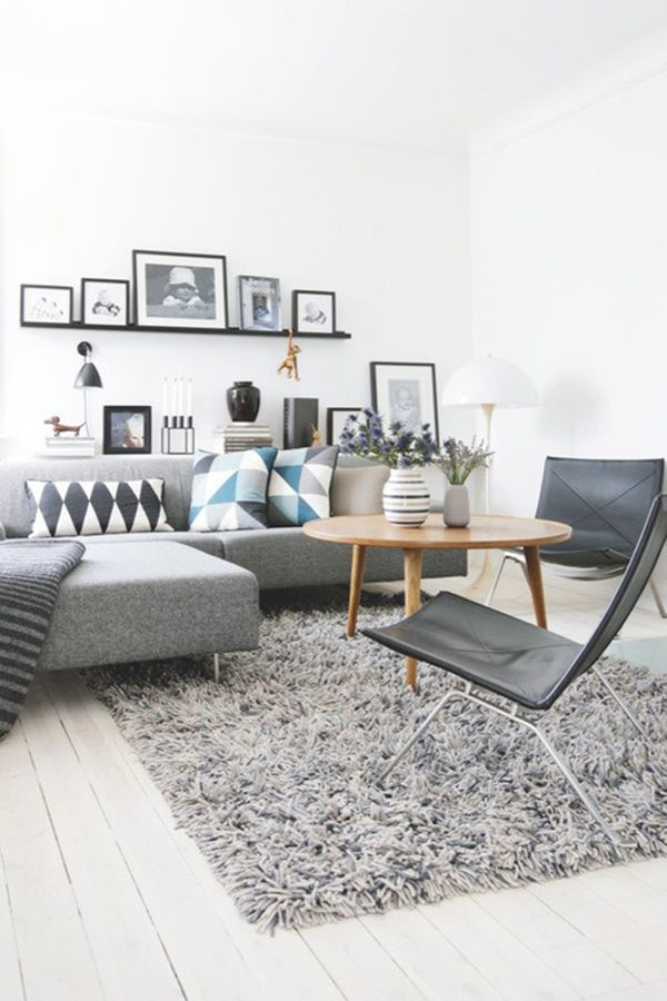 DREAM SPACES: ROOMS WE LIVE IN #interiors #decor #lofts #spaces
