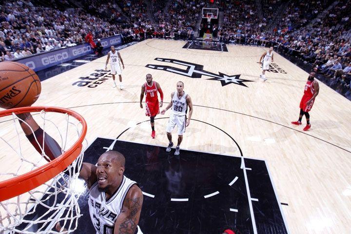 Photos: Spurs vs Rockets 10/23