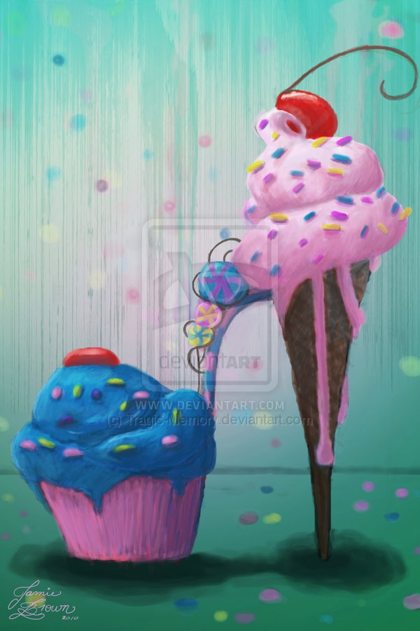 Love Creamy Shoes Picture so appropriate for my cupcake board