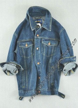 US$64.73 Oversized Denim Jacket - FREE shipping worldwide on order over USD75 #oversized #denim #jacket #streestyle #fashion #rockstar