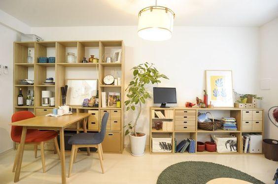 6畳インテリアレイアウト集☆お部屋の過ごし方別に7パターンご紹介! | folk