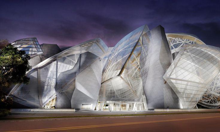 Galeria de Fundação Louis Vuitton / Gehry Partners - 5