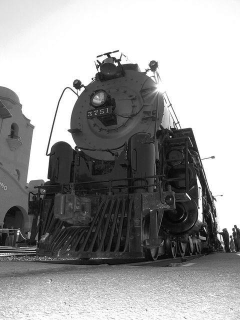 1927 Baldwin Locomotive № 3751
