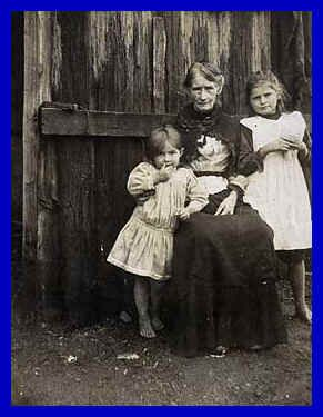 Ellen Kelly, Ned Kelly's mother (in later life)