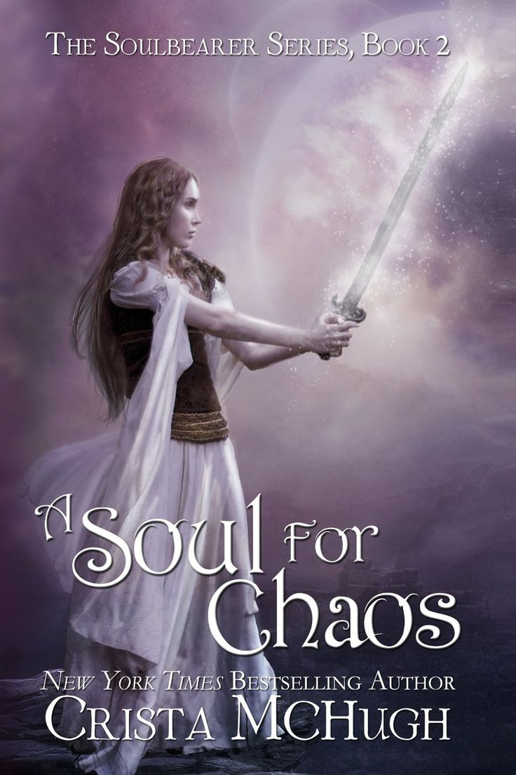 A Soul For Chaos (the Soulbearer Trilogy Book 2)  Kindle Edition By Crista