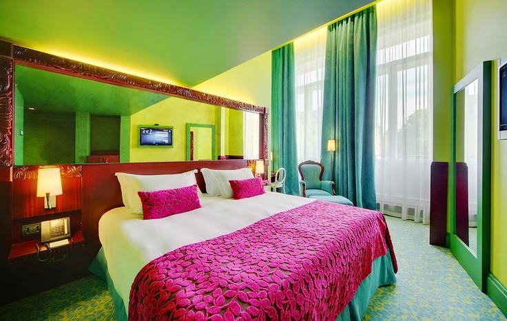 Domina Prestige Hotel St. Petersburg Russia #hotel #stpetersburg #russia #accommodation #design