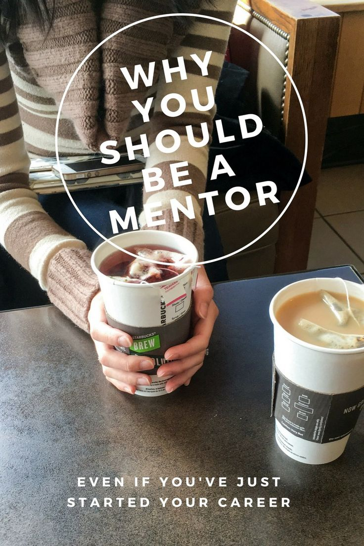 5 Reasons Why You Should Be a Mentor. You've probably heard about the importance of getting a member, but have you ever considered being one? Read our post to find out about the benefits of being a mentor even if you've just started your career