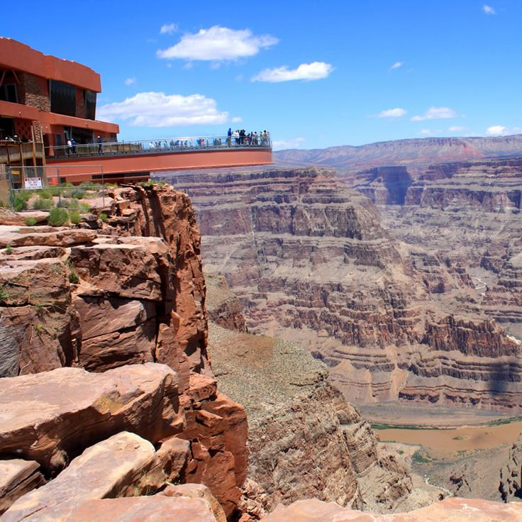 Discounted Grand Canyon West Rim bus tour
