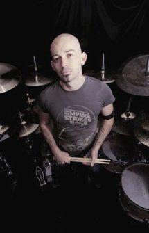 ex drums Stefan Dittrich 2008-2009