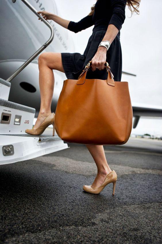 Prendas y accesorios que no debes usar en el aeropuerto