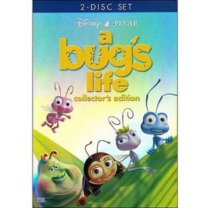 Bug's Life (2-Disc) (Widescreen, Full Frame, Collector's Edition)