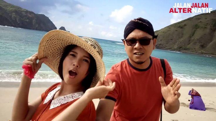 Pantai Mawun  Lombok Tengah - Jalan Jalan Alternatif Bersama Endik Koesw...