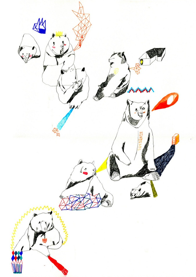 Sketchbook - Julia Pott
