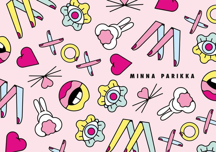 Minna Parikka Branding by Craig & Karl   Agent Pekka