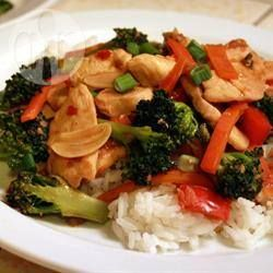 Spicy Chicken and Broccoli Stir Fry @ allrecipes.co.uk