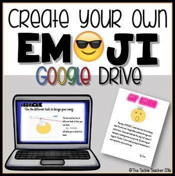 Kids, teens and even adults LOVE emojis . Why not take something they love and use it in the classroom for academic purposes?This activity will get your students engaged and can be adapted for many different kinds of learning activities.Send your students (Google Classroom, Shared Folder, Email address, etc.) the Google Doc template included.