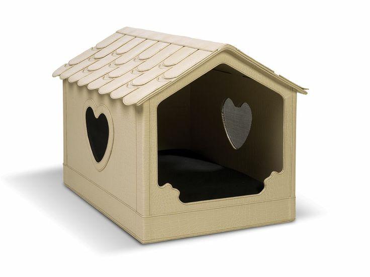 Verwen je hond op valentijnsdag met dit leuke Doghouse. - Gespot op Bambini.com