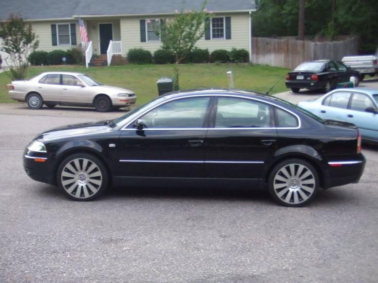 2003 VW Passat Black Rims Find the Classic Rims of Your Dreams - www.allcarwheels.com