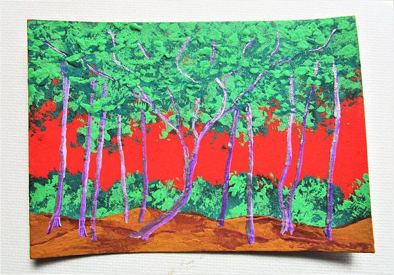 Brightscapes: The Way To Beauty  Twilight Woods #279 https://www.etsy.com/listing/234445492/twilight-woods-279-artist-trading-cards  My work on view at:  Loving Rochester Interview https://www.youtube.com/watch?v=HoKU60lBELc&feature=share  @Bausch​ Rochester Optics Center http://mikekraus.blogspot.com/2018/01/bausch-lomb-rotating-art-program.html  @Whitman Works Company​ https://www.facebook.com/LovingRochester/videos/163879897591357/