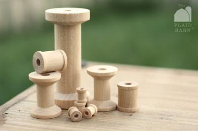 wooden spools 1 wm