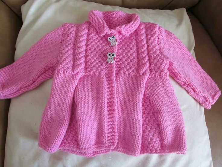 Lovely knit