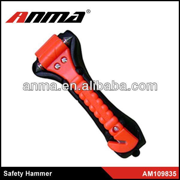 High quality of emergency car safety hammer price hammer car $1~$3