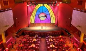 Groupon - Comedy Show with Optional Priority Seating at Laugh Factory in Laugh Factory - Chicago. Groupon deal price: $12