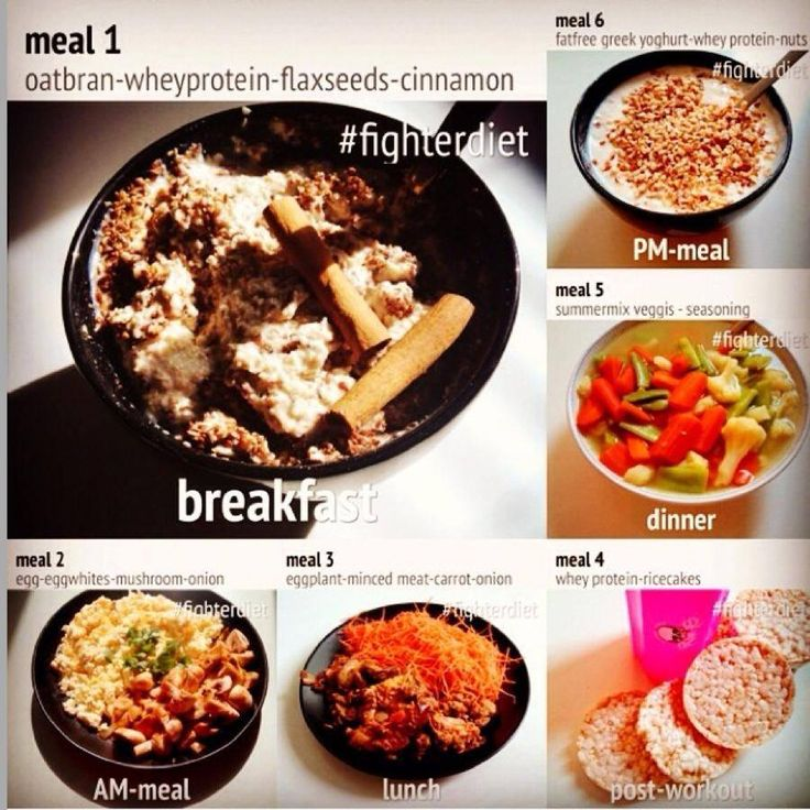 Fighter Diet Meal Plan Example Day Fighter Diet Diet Recipes Diet Meal Plans