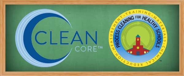 CleanCore Becomes Training Supporter for Process Cleaning for Healthy Schools
