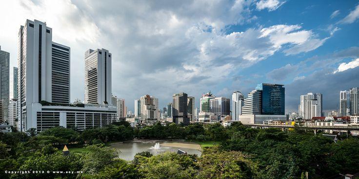 Benjasiri Park, Bangkok by Aey SrirathSomsawat on 500px