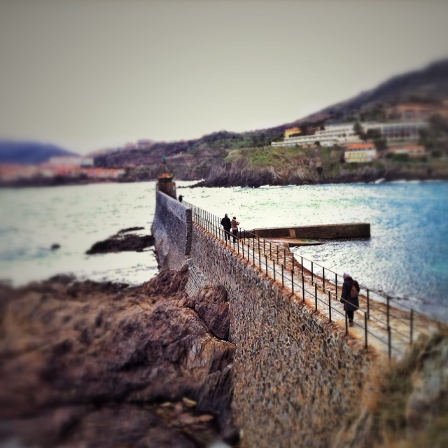 Lighthouse, Collioure France