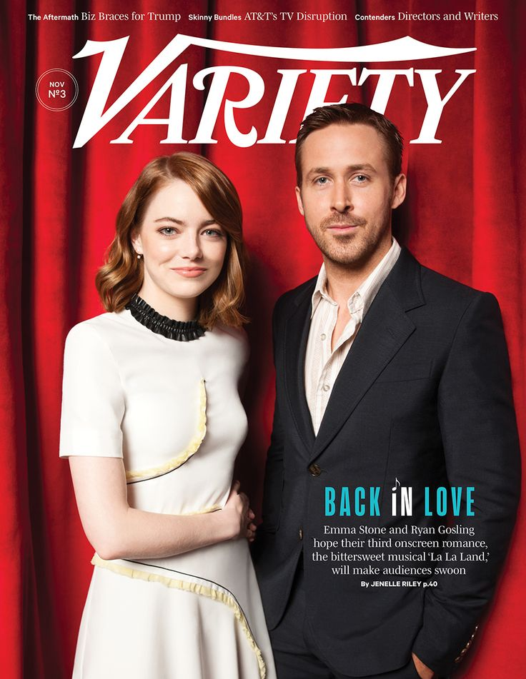 "Ryan Gosling is worried about Emma Stone's Red Bull intake. ""I get one per day!"" Stone protests. ""You've already had one,"" Gosling counters. ""Trust me, this affects all of us."" If Stone requires an…"