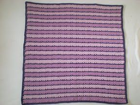 Mrs U Makes...: Baby Joy Blanket. Free crochet pattern.  @MrsUMakes #mymrsumakes