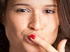 Dieses Mittel hilft sofort gegen raue Lippen!