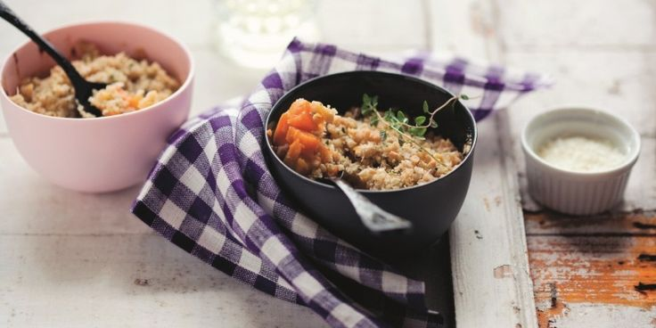 A comforting, savoury crumble, this Celery Root, Sweet Potato + Quinoa Crumble is sure to warm the insides.