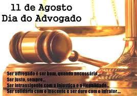 11 de agosto dia do advogado