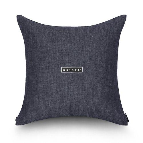 nother Raw Denim Cushion