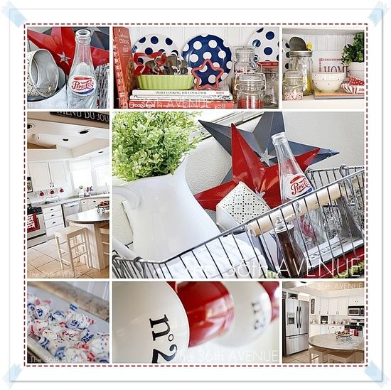 Memorial Day, Summer, Patriotic,   4th of July Decor