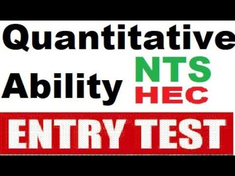 15 best Prepare for GAT General NAT and Job Test by NTS Pakistan