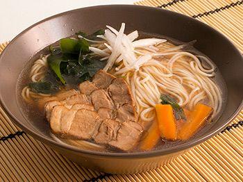 Ramen (sopa china de fideos)