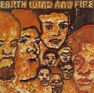 Earth Wind & Fire - Earth Wind & Fire, CD