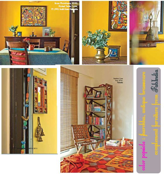 fabindia ramya by dress your home, via Flickr