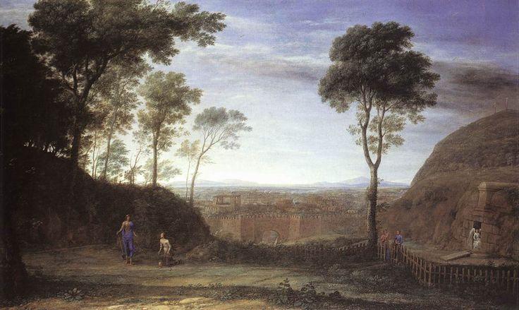 Noli Me Tangere Artist: Claude Lorrain Completion Date: 1681