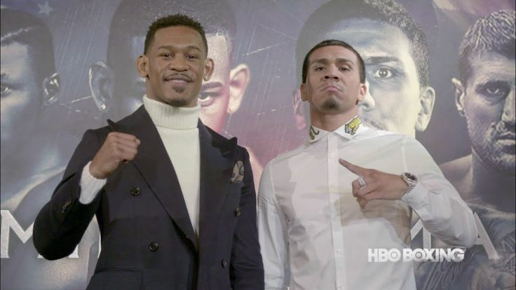 Jacobs vs. Arias Press Conference Recap (HBO Boxing) - YouTube