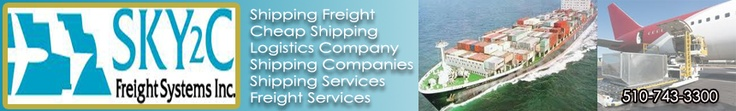 Freight and shipping companies have a method in place that ensures the timely transport of all kinds of shipments through various types of transports across various locations. These freight shipping companies can move parcels of a few kilograms to large containers containing a volume of tonnes to any destination specified by a client.     Article Source: http://EzineArticles.com/7314021