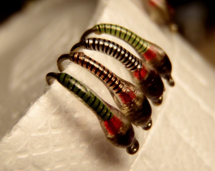 Colorado Fly Fishing Reports: How to Tie the Iceman Midge
